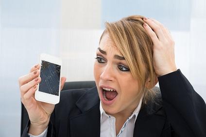 Firmenkunden Handy Reparatur