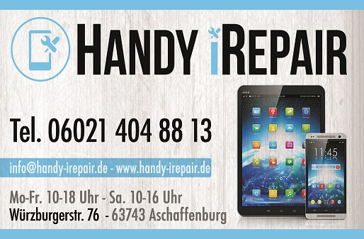 Handy & Tablet Reparatur Aschaffenburg